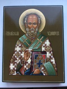 Saints, Boards, Byzantine Icons, Planks