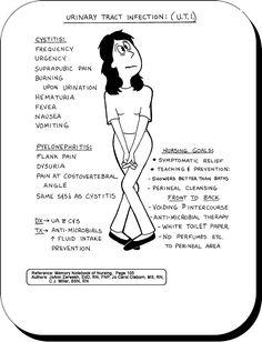Cystitis & Pyelonephritis