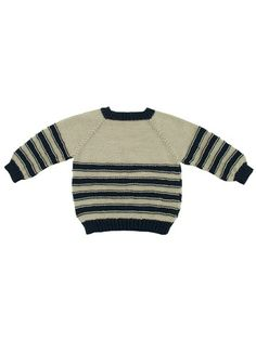 Modellen er strikket i Organic Cotton+Merino Wool (50% Økologisk bomuld+50% Merino uld). [url=http://www.onion.dk/organic-cotton-merino-wool/ target=_blank]KLIK HER for at se alle farver i garnet [/url] (åbner i ny fane, som kan klikkes væk igen). Størrelse: 0,5-1 (2) 3-4 (5-6) år Overvidde, model: 58 (61) 64 (68) cm. Hel længde, model: 33 (37) 41 (45) cm. Garnforbrug: fv.nr.702 sand 3 (3) 4 (4) ngl. ...
