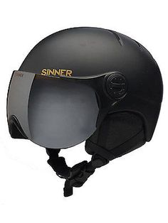 Sinner crystal ski helmet #black adults new #snowboarding #winter skiing,  View more on the LINK: http://www.zeppy.io/product/gb/2/322239013314/