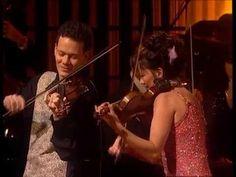 KATICA & CSABA ILLÉNYI -Tiger Rag Eddie Edward, Violin, Concert, Recital, Concerts, Festivals