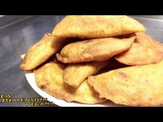 La Dimensión Vegana: Empanadas sin gluten (pastelitos de carne) - YouTube