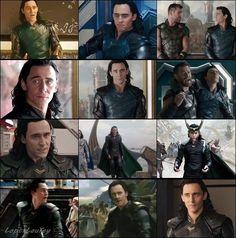 Loki in Thor Ragnarok! Loki Love*