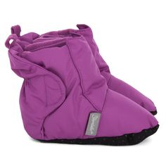 Sterntaler Purple Ski Booties