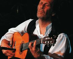 Paco de Lucia.  I'm so deeply saddened by the loss of this great and talented man.  I will miss him very much. ~ Libby