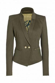 DRYKORN women blazers I live the style and color if this blazer!!