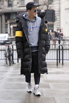 Street Fashion London N263, 2017