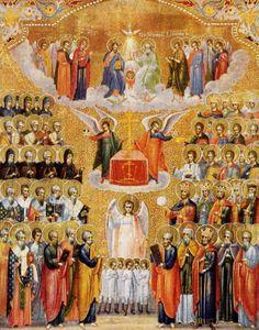 A Vida dos Santos da Igreja Católica - Orações, Devoção, Intercessão, Fé, esperança e Caridade - Virtude em grau heróico.
