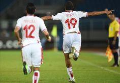 DR Congo 1-1 Tunisia: Bokila steals draw as Ibenge's men scrape through