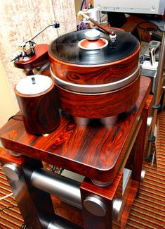 Teres 360 turntable system