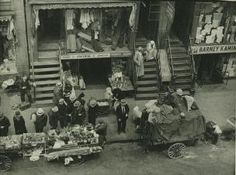 Settlers from Lyakhovichi - US Settlement of Lechovichers in the Lower East Side of Manhattan
