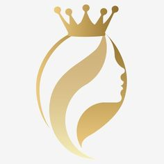 Princess Logo, Princess Party, Disney Princess, Logo Youtube, Logo Instagram, Crown Illustration, Photoshop, Wall Logo, Beauty Salon Logo