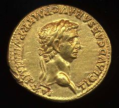 A coin commemorating Claudius' victory in Britain