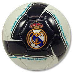 REAL MADRID SOCCER BALLS HOME « Ever Lasting Game