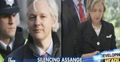 Secretary of State Held Secret Negotiations with Ecuador to Convince them to Make WikiLeaks Stop Publishing Hillary Clinton's Corruption!