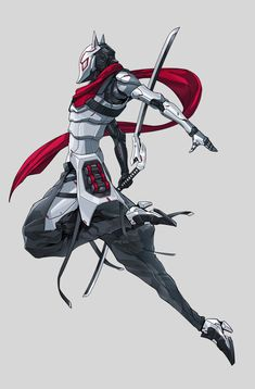 Various illustration/concept I've done for God Complex IP when I work for Glitch Network Fantasy Character Design, Character Concept, Character Art, Cyberpunk Character, Cyberpunk Art, Superhero Characters, Fantasy Characters, Armor Concept, Concept Art