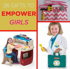 26 Amazing Gifts To Empower Little Girls