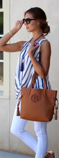 Monogrammed Purse | Marleylilly