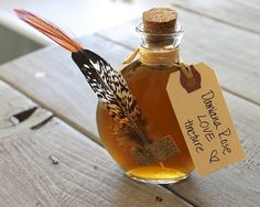 Homemade Herbal Love Potion | The Dabblist ❤❤❤❤❤