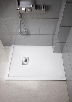 Voglia di rinnovare la tua #doccia?  Scopri la linea di piatti doccia Ardesia di Grandform! http://bit.ly/1Jc1knR #design #bathroom
