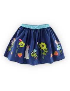 Decorative Skirt 32598 Applique Skirts at Boden