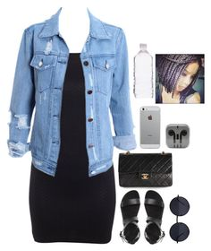 """""""Untitled #232"""" by nun-for-free ❤ liked on Polyvore featuring Miss Selfridge, Chanel, Retrò and Luvvitt"""