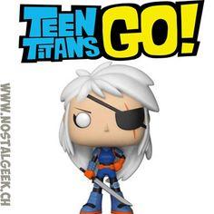 Figurine Funko Pop DC Teen Titans Go! Rose Wilson Edition Limitée g. Funko Pop, Rose Wilson, Bd Comics, Teen Titans Go, Geek Stuff, Fictional Characters, Video Games, Geek Things, Fantasy Characters