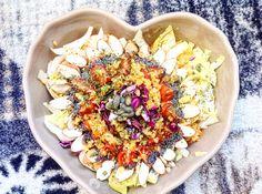 Article complet : pourquoi manger de la salade http://les-kifs-de-sandra.com/pourquoi-manger-de-la-salade-tous-les-jours/