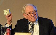 Buffett finansın en etkili ismi oldu - 85 yaşındaki kurt yatırımcı Warren Buffet, Fed Başkanı Yellen\'i geride bırakarak finans dünyasının en etkili ismi seçildi