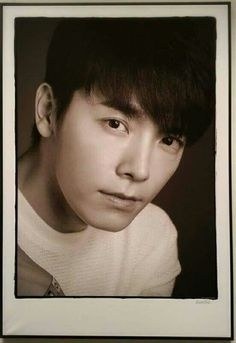 Donghae portrait