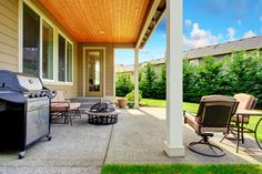 This article presents choices for  readers to create safe, natural cleaning products for their concrete patio.