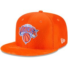 New York Knicks New Era 9FIFTY NBA 2Tone Adjustable Snap Snapback Hat Cap  950  81b7cd7d216