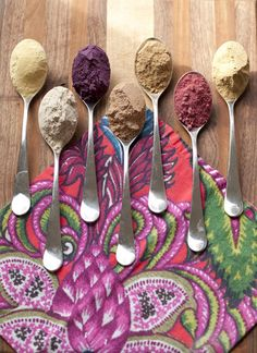 Philosophie Berry Bliss Superfood is stirred into Coconut Butter, genius!
