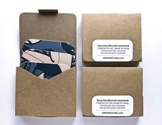 packaging de papel kraft