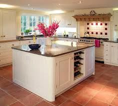 white kitchen cabinets and terracotta floor 1000 images about our home dealing with 28675
