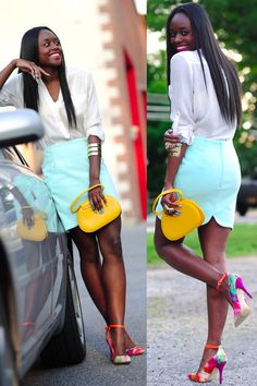 ALDO ankle-straped dress heels