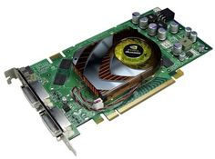 Nvidia Quadro FX 3500 256MB PCI Express Dual DVI Video Graphics Card Mfr P/N 180104550000A01