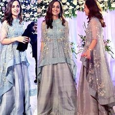 #MadihaSultanTai dazzles in #MishaLakhani at her brother's reception #OldCraftsModernIdeas @madstai