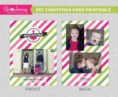 What to Wear for your Family Christmas Cards - Strawberry Mommycakes