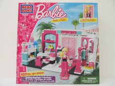 "MEGA BLOCKS - 80225. BARBIE Build 'n Style ""FASHION BOUTIQUE"". Ages 4 and up. No exceptions will be made. I want you to be confident in the decision you are making. 