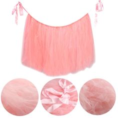 Pink Tulle Tutu Table Skirt Wedding Birthday Baby Shower Tableware Decoration is personalized, see other cheap wedding accessories on NewChic. Wedding Favors, Wedding Events, Tutu Table, Cheap Wedding Decorations, Pew Bows, Tulle Tutu, Wedding Accessories, Baby Shower, Birthday