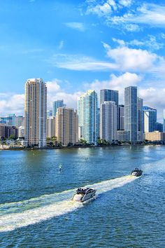 Most Popular Destinations #7 - Miami, FL - In early December, the art world descends on South Beach to attend high-end art fairs in search of the next superstar.