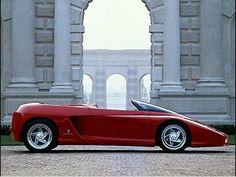Ferrari Mythos (Pininfarina), 1989
