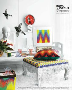 Indian styling tip from Architectural Digest India
