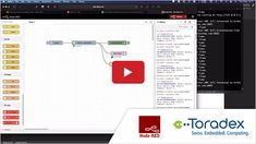 Here's another chance if you missed joining us for our short #webinar on how you could get your ideas off the drawing board with Node-RED. Watch it at your convenience, on-demand and learn about an intuitive, browser-based editor as a #container on #Torizon. #NodeRED #Linux #embeddedsystems