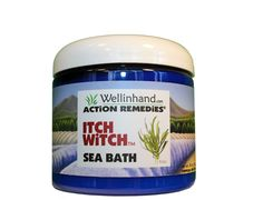 These soothing, natural, mineral-rich baths are designed to support itchy skin conditions.  Bathing has a powerful effect on our bodies and our outlook on life - let Wellinhand's Sea Baths™ contribute to your fantastic days and blissful nights.