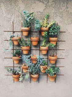 Beton-plantenrek