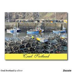 Crail Scotland Postcard