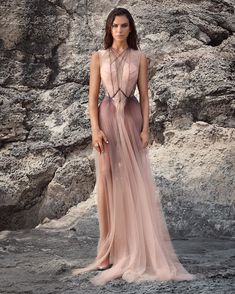 Silhouette: A-Line Dress Length: Floor-Length Sleeve Length: Sleeveless Closure: Pullover Elasticity: Stretchy Detachable Collar: No. Evening Dresses, Prom Dresses, Formal Dresses, Elegant Dresses, Pretty Dresses, Fantasy Dress, Colorblock Dress, Mode Inspiration, Beautiful Gowns