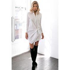 Coastline+Dress+White+